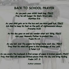 I pray for Joseph everyday before he even gets on the bus. Praying For Your Children, Mothers Of Boys, Prayers For Children, School Gifts, School Days, Sunday School, Bible Verses About Mothers, Back To School Prayer, Teacher Prayer