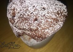 A chocolate mug cake is a basic cake whereby ingredients are consolidated in a mug to be cooked in the microwave very quickly. Chocolate Mug Cakes, Chocolate Desserts, Basic Cake, Cupcake Cakes, Cupcakes, No Bake Cake, Cravings, Cooking Recipes, Mugs