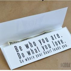 Free Printable Cards for the Graduate: Graduation Money Holder Card by Thirty Handmade Days
