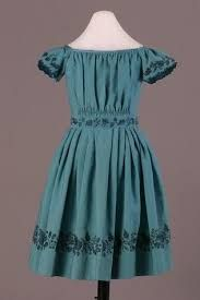 Child's Dress United States Wool silk cotton Collections of The Henry Ford Costume Collection, Dress Collection, Vintage Outfits, Vintage Fashion, Victorian Fashion, Girls Dresses, Summer Dresses, Antique Clothing, Fashion History