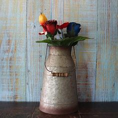 Whether you like flowers or not, vases are an affordable way to add elegance and style to any home. Shop our large selection of different shapes, sizes & colors and find the rustic vase that is perfect for you. Flower Centerpieces, Flower Vases, Rustic Vases, Different Shapes, Fresh Flowers, Artificial Flowers, Display, Elegant, Colors