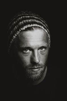 This picture inspires me because I love the black and white portraits, and the look it gives.