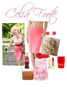 Designer Clothes, Shoes & Bags for Women Celia Foote, Forever New, Line, The Help, Yves Saint Laurent, Kate Spade, Spirit, Street Style, Nails