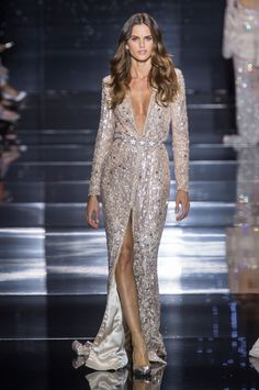 Zuhair Murad - The Most Beautiful Couture Dresses of Fall 2015 - Photos
