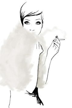 A Shroud of Smoke