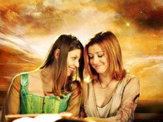 Tara and Willow