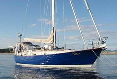 1979 Fast Passage Cutter Sail Boat For Sale - www.yachtworld.com