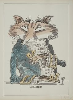 Illustration by Janusz Stanny