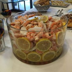 Southern-Style Marinated Shrimp - Catering by Debbi Covington - Beaufort, SC