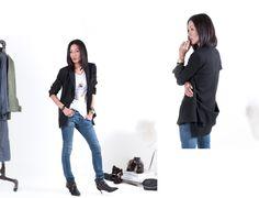Style It with M Marissa Webb Fall15 Nadeen Blazer 1 blazer 3 ways 1
