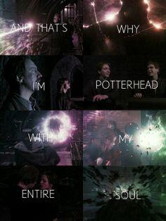 I am potterhead!