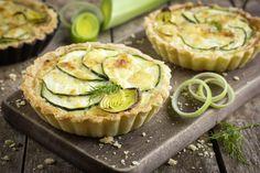 Zucchini-Lauch-Quiche  #food #veggie #zucchini #quiche #appetizer #sogut #echtlecker #healthy #gesundundlecker #lidloesterreich