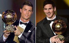 Los récords que aún pueden batir Messi y Cristiano Ronaldo
