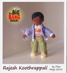 Rajesh Koothrappali - The Big Bang Theory