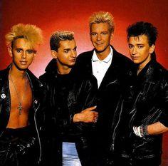 Depeche Mode 1985