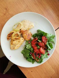 #dinner #fit #chicken