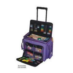 Papercraft Lilac Storage Trolley
