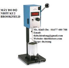 Máy đo độ nhớt KU2 Brookfield