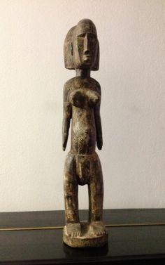 African Art, Bambara statue, Mali