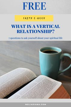 Get Inspired! Live a life closer to GOD🙌 Grab this exclusive Faith E-Book and 7 questions to ask yourself about your spiritual life... Find out what a vertical relationship with GOD is all about from International & Best Selling Author, Award-Winning Writer, Certified Christian Counselor, Podcaster, and Relationship & Dating Coach; Melia Diana. #verticalrelationship #ebookpdf #download #christianinspiration #faith Godly Relationship Advice, Relationships Love, Get Closer To God, Dating Coach, Soul Healing, Trials And Tribulations, Anxiety Help, Seeking God, Best Blogs
