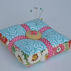 Laura don't buy this I will get you an awesome pin cushion! diy pin cushion