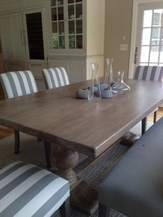 Beautiful The Kensington Dining Table Is Simply Beautifulu2026in Any Dining Space.