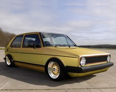 「VW Mk1 GTI」の画像検索結果