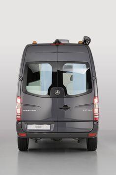 Foto 4 de 6 – Mercedes Sprinter Caravan Concept, una casa en formato furgoneta – Diariomotor