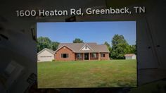 1600 Heaton Rd, Greenback, TN | The Holli McCray Group Keller Williams Realty | 865-694-5904 | Each office is independently owned and operated #KnoxvilleRealEstate http://www.hollimccray.com