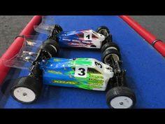 Racing car XRAY XB4'15 Portuguese National Champion 2015