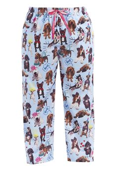 Womens Fashion Dachshund Doxen Weiner Word Art Dog Owner Gift Jogger Sweatpant Training Gym Hot Shorts