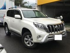 Used Toyota Land Cruiser Prado For Sale From Japan !!! More info: http://www.japanesecartrade.com/mobi/cars/toyota/land+cruiser+prado #Toyota #LandCruiserPrado #JapanUsedCars
