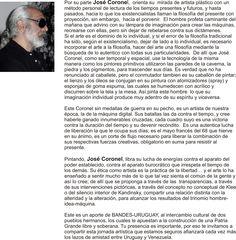 Nota de prensa Uruguay