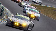 Astons @ Le Mans 2015