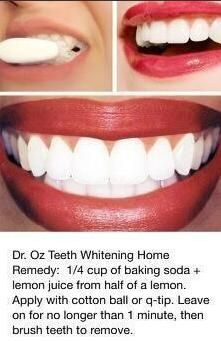 Whiter Teeth!