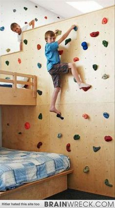 Wait Till You See What These 17 Parents Did To Their Kids Rooms I