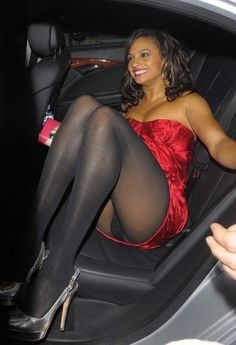 Alesha Dixon, Lean Legs, Pantyhose Heels, Celebs, Celebrities, Super Funny, Funny Moments, Things That Bounce, Boas