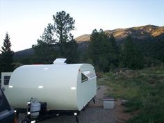 Make you own Teardrop Camper Trailer.