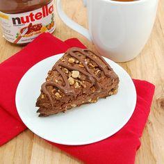 Nutella Scones??   http://sweetpeaskitchen.com/2011/12/25/nutella-scones/
