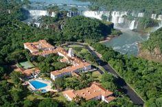 O cinco estrelas do grupo Belmond está localizado dentro do Parque Nacional das Cataratas em Foz do Iguaçu. (Fotos: divulgação)