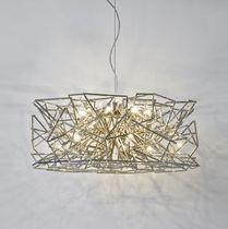lámpara de techo de diseño (níquel) ETOILE by C. Lava TERZANI