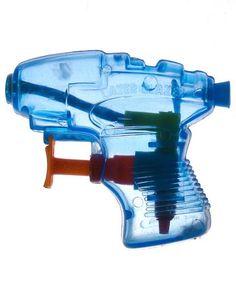 Lazer Blazer space ray gun - plastic toy water pistol