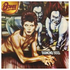 David Bowie - Diamond Dogs [Remastered 2016] (1974) [24bit Hi-Res 192 kHz]  Format : FLAC (tracks)  Quality : Hi-Res 24bit stereo  Source : Digital download  Artist : David Bowie  Title : Diamond Dogs  Genre : Rock  Release Date : 2016  Scans : not included   Size .zip : 1.43 gb