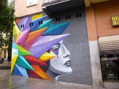 Streetart, Madrid, Spain | Flickr - Photo Sharing!