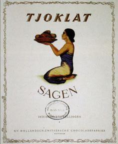 Indonesian Old Commercials:SAGEN chocolate