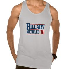 Hillary Michelle 2016 Tanktop Tank Tops