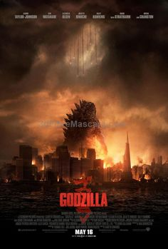 Godzilla. 2014. Visit thenextreel.com/... to hear the podcast about this movie! Don't forget to play our weekly #GuessTheMovie game at instagram.com/...! Follow us on Facebook at www.facebook.com/...! Twitter at twitter.com/...! G  at plus.google.com/...! #movie #movies #newreleases #cinema #media #films #filmreviews #moviereviews #television #boxsets #dvds #tv #tvshows #tvseries #newseasons #season1 #season2 #season3 #season4 #season5