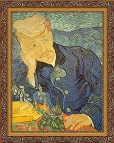 Vincent Van Gogh Ravoux Museum Quality Printed Art & Frame $8.99