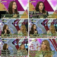 How can you say CL is selfish or arrogant when she risked her life to save dara? T.T