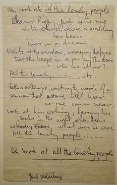 Guitar Lessons Songs Amazing Grace Guitar Tips And Tricks Learning Code: 9083094381 Beatles Bible, Beatles Lyrics, Beatles Love, Beatles Quotes, Music Lyrics, Guitar Tips, Guitar Lessons, Les Paul, My Love Paul Mccartney